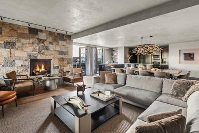 Enjoy the comforts of home in one of our Private Residences