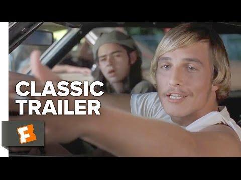 """<p>If there's one iconic flick about summer, its this 1993 classic. Following a group of slacker seniors as they prepare to leave for college, the movie features some fresh faces, including one lone actor named Matthew McConaughey. With all the hijinks and '70s costumes, you're likely to be quite alright, alright, alright after watching this. </p><p><a class=""""link rapid-noclick-resp"""" href=""""https://www.amazon.com/Dazed-Confused-Jason-London/dp/B003WLQGC0?tag=syn-yahoo-20&ascsubtag=%5Bartid%7C10049.g.36123818%5Bsrc%7Cyahoo-us"""" rel=""""nofollow noopener"""" target=""""_blank"""" data-ylk=""""slk:WATCH NOW"""">WATCH NOW</a> </p><p><a href=""""https://www.youtube.com/watch?v=3aQuvPlcB-8"""" rel=""""nofollow noopener"""" target=""""_blank"""" data-ylk=""""slk:See the original post on Youtube"""" class=""""link rapid-noclick-resp"""">See the original post on Youtube</a></p>"""
