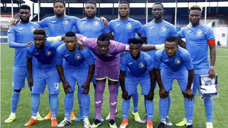 Caf Champions League: 10-man Al-Hilal force Enyimba to a barren draw