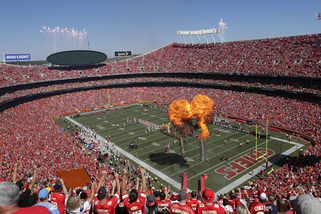 Chiefs fans haven't seen a playoff victory at home since the 1993 season. (Getty Images)