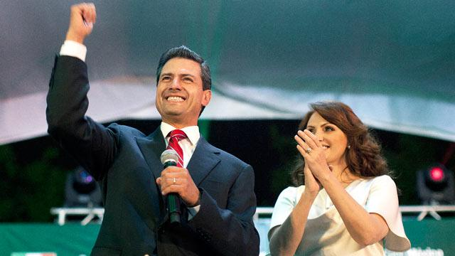 Enrique Pena Nieto to Focus on Making Mexico Safer