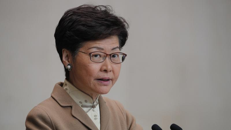 Hong Kong leader says 'one country, two systems' can endure beyond 2047