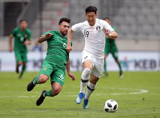 <p>Age: 25<br>Caps: 64<br>Position: Forward<br><br>With 39 goals across the past two Premier League seasons, Tottenham's Son has established himself as one of the most underrated players in the top-flight – and he's South Korea's star man. </p>