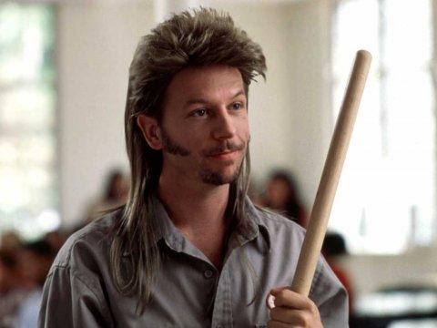 joe dirt janitor