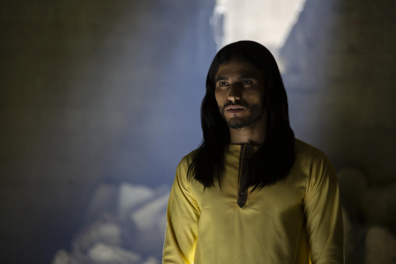 Messiah is making its way to Netflix in the new year. (Hiba Judeh/Netflix)