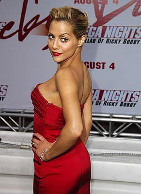 """Premiere: <a href=""""/movie/contributor/1800018897"""">Brittany Murphy</a> at the LA premiere of Columbia's <a href=""""/movie/1809233772/info"""">Talladega Nights: The Ballad of Ricky Bobby</a> - 7/26/2006<br>Photo: <a href=""""http://www.wireimage.com"""">Steve Granitz, Wireimage.com</a>"""