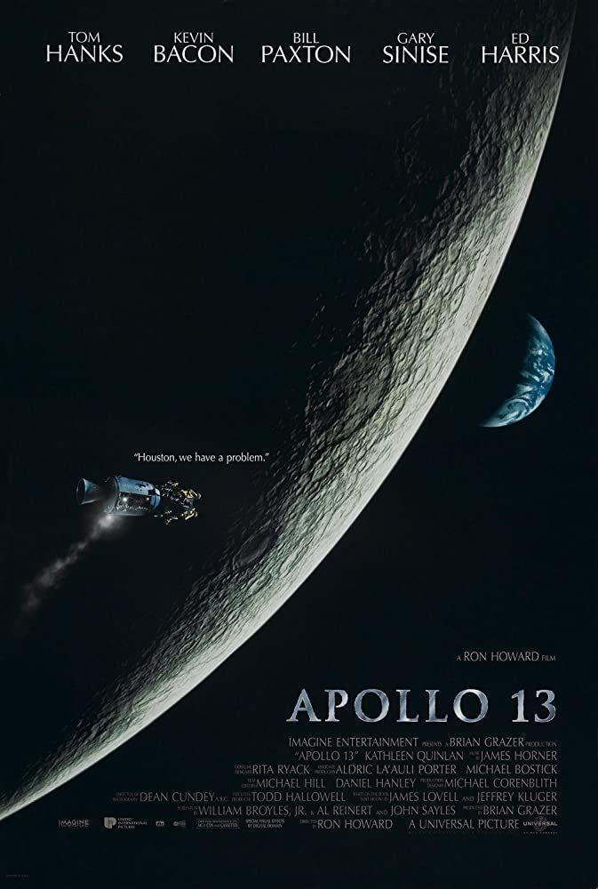 """<p>Houston, we have a problem. During a 1970 mission to the moon, an oxygen tank explodes in the aircraft, forcing the three astronauts on board (Tom Hanks, Kevin Bacon, and Bill Paxton) to try to get back to Earth safely. Uh, no problem. Strap in, because things get tense—even if you already know how the story ends.</p><p><a class=""""link rapid-noclick-resp"""" href=""""https://www.netflix.com/title/262866"""" rel=""""nofollow noopener"""" target=""""_blank"""" data-ylk=""""slk:Watch Here"""">Watch Here</a></p>"""