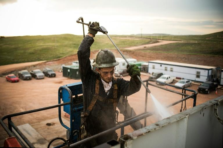 American oil firms are drilling again, boosting supply and weighing on the oil price recovery