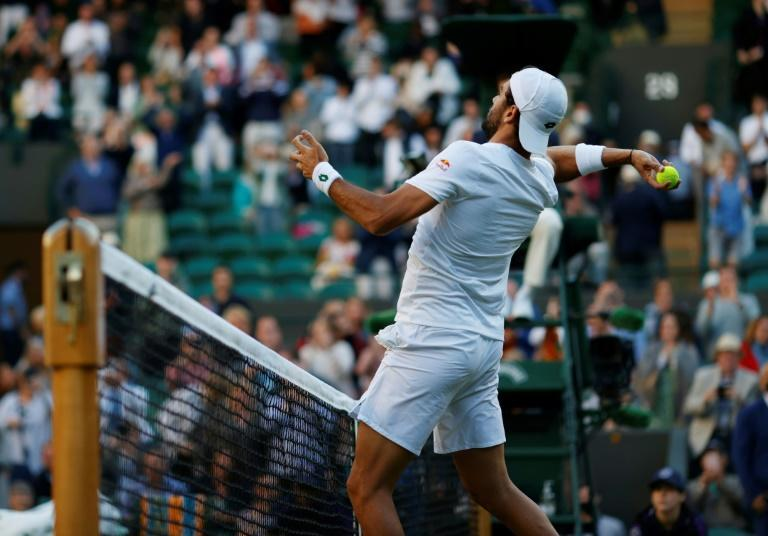 Matteo Berrettini may say he is confident approaching his first ever Wimbledon semi-final but the Italian will be worried his previously reliable weapon of his serve wavered in his quarter-final win over Felix Auger-Aliassime