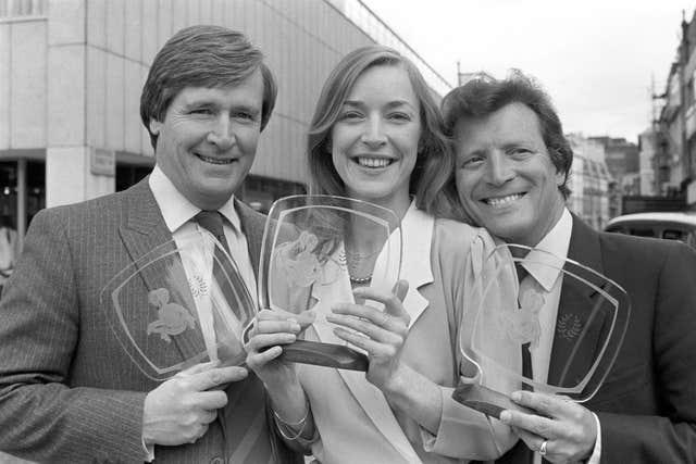 William Roache, Anne Kirkbride and Johnny Briggs
