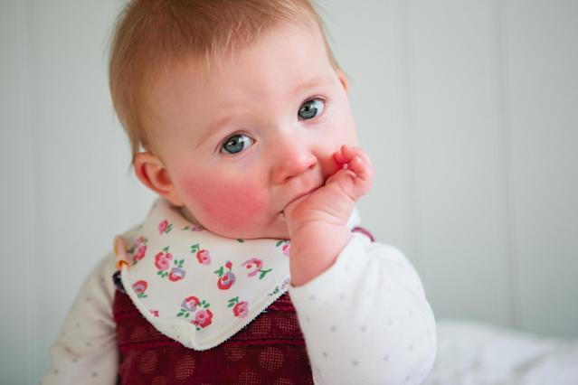 Teething bracelet contained high levels of lead. (Photo: Getty Images)