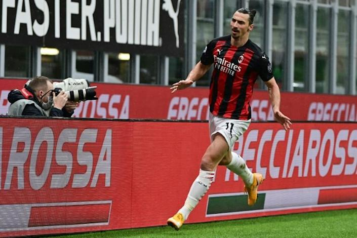 Zlatan Ibrahimovic's Milan have failed to score in their last two league games