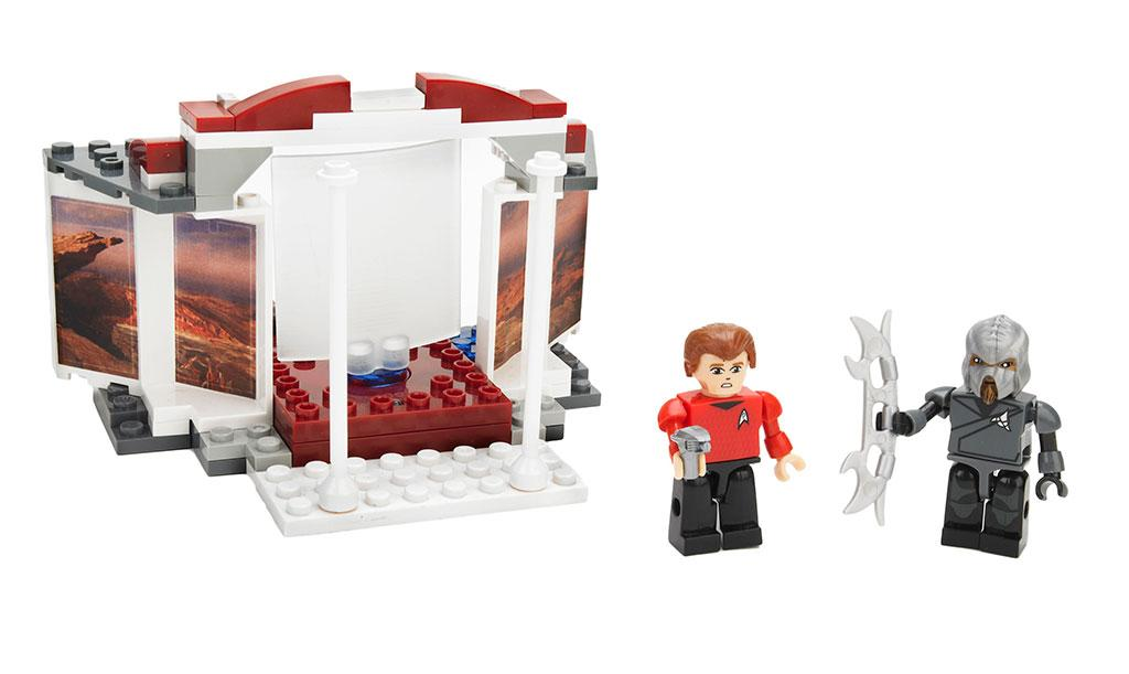 "KRE-O ""Star Trek"" Transporter Trouble Set"