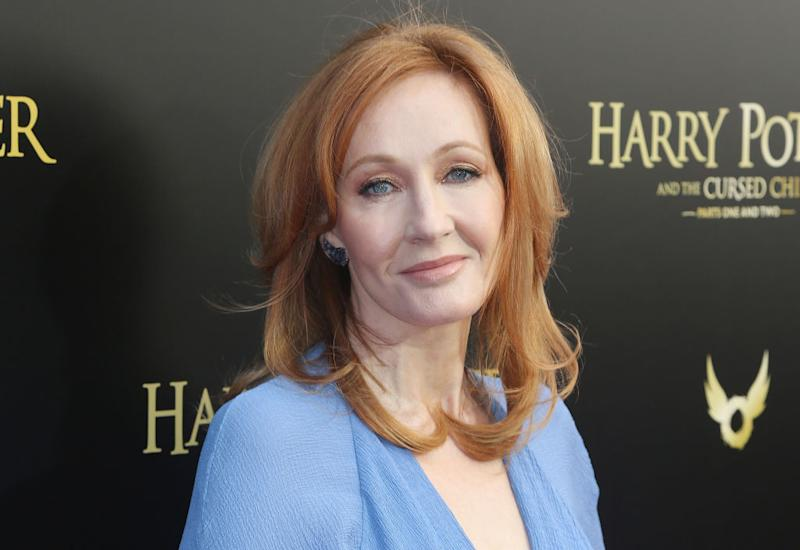 JK Rowling has joined 150 signatories of an open letter detailing the threat of 'cancel culture', pictured in April 2018. (Getty Images)