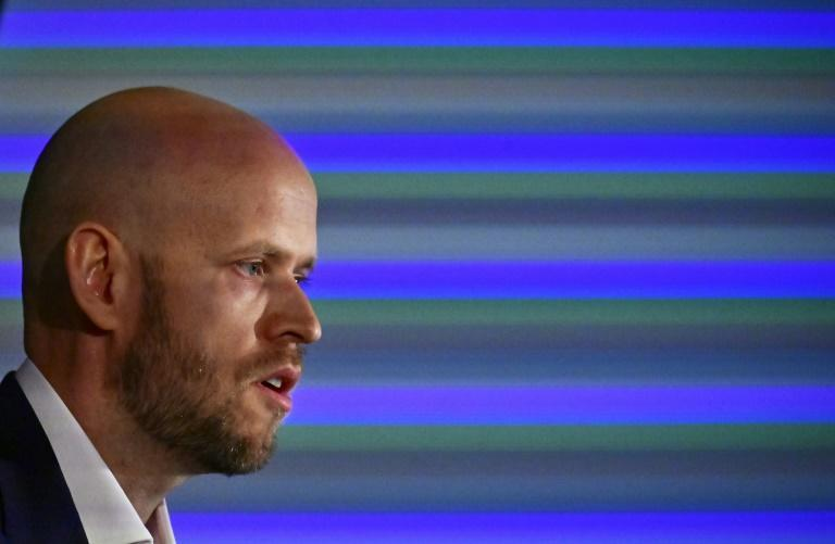 Daniel Ek, co-founder and CEO of music streaming giant Spotify