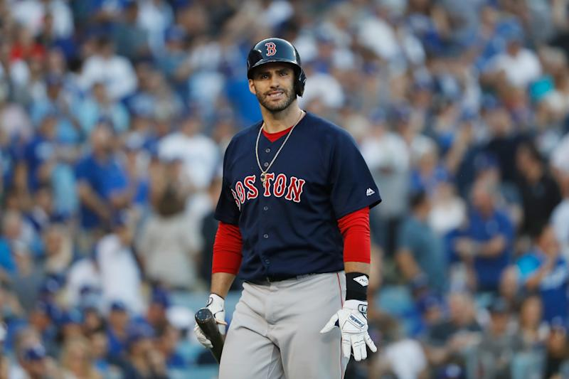 b0a22101 Why J.D. Martinez, Bryce Harper could be 2019 fantasy busts