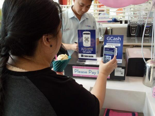 how to use gcash - gcash qr scan to pay