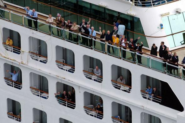 Woman left feeling permanently seasick after holiday cruise