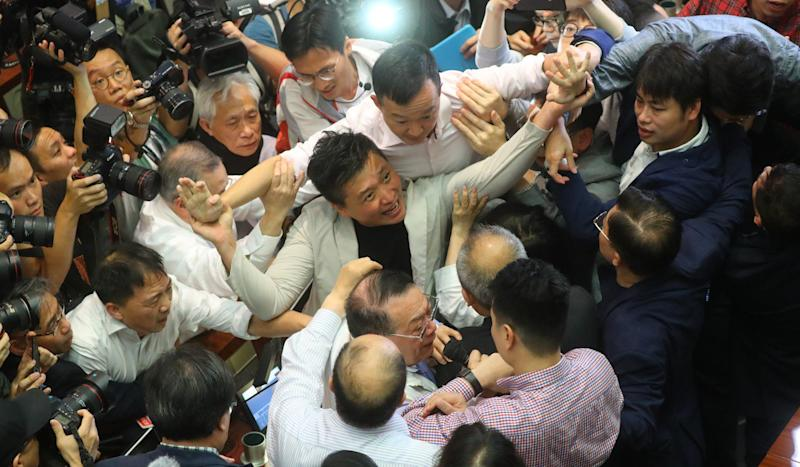 Political storm over controversial Hong Kong extradition bill set to escalate as pro-government lawmakers consider bypassing committee stage