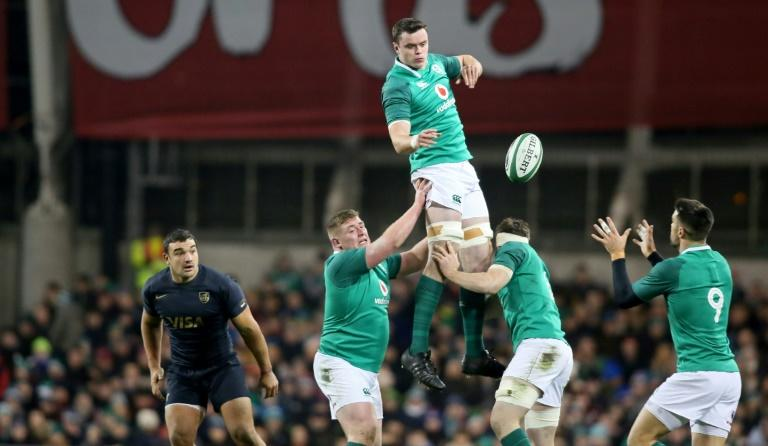 Lock James Ryan is being rested ahead of tougher challenges ahead