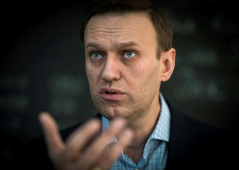 Russian police launch initial 'check' into Navalny case