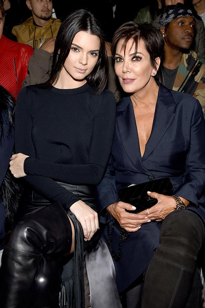 Momager Kris Jenner Gives Ad A Tour Of Her Never Before: Why Kendall Jenner Is Thankful For Momager Kris Jenner