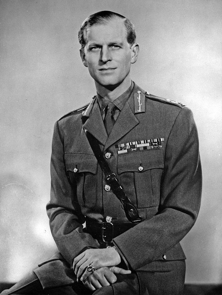 <p>Wearing his Field Marshal army uniform.</p>