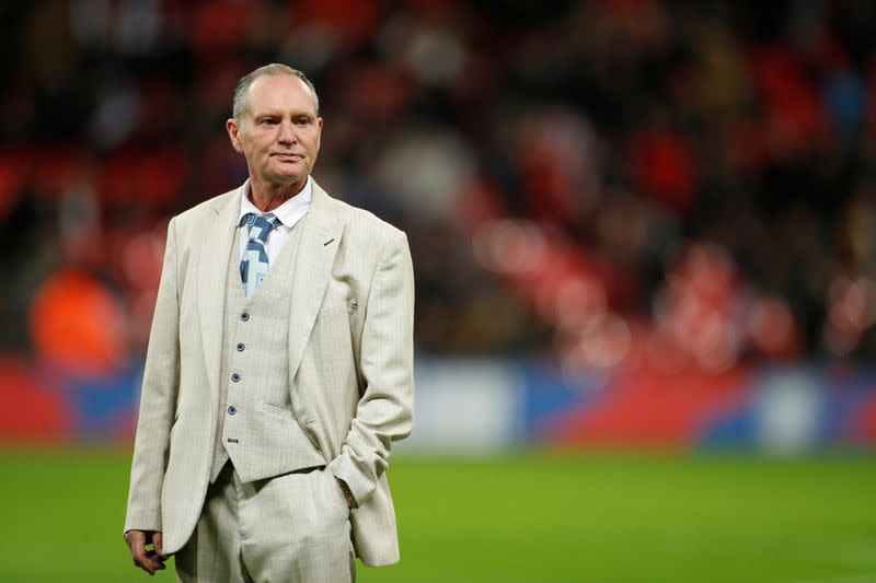 On this day: Born May 27, 1967: Paul Gascoigne, English football player