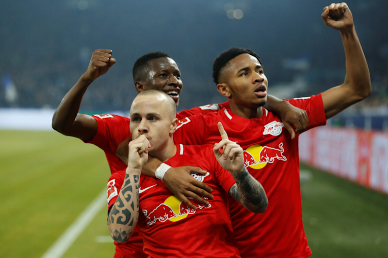 RB Leipzig 'Tough to Stop' in Bundesliga Title Race After Thrashing Schalke