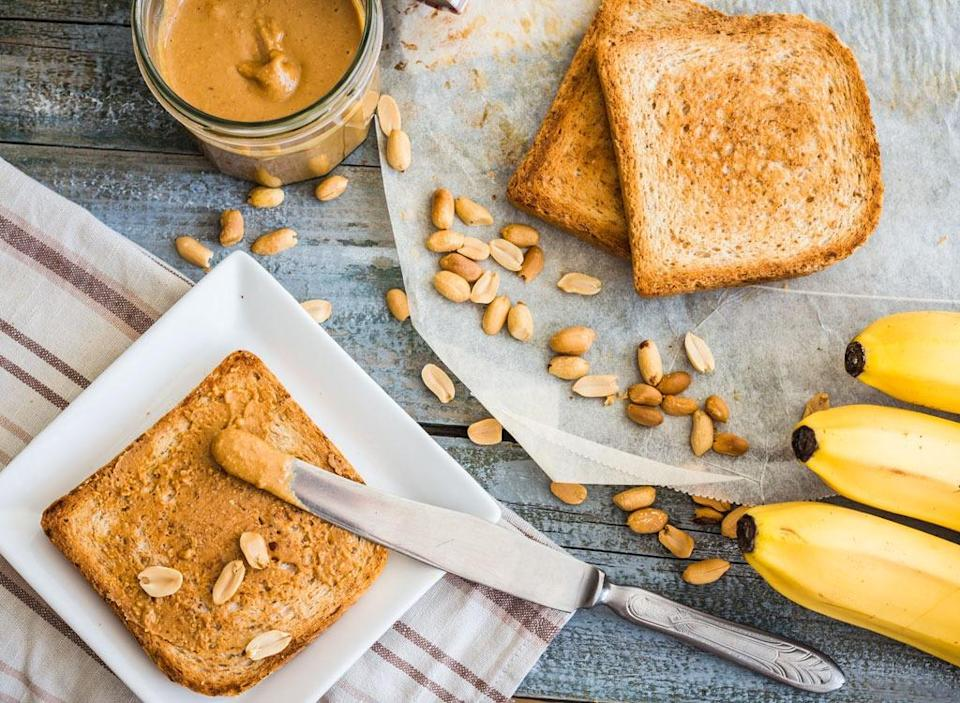 Best worst foods sleep peanut butter