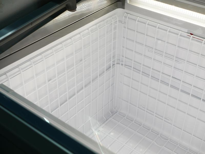 Pictured is a stock image of a freezer. Source: Getty Images.