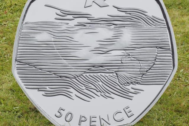 Olympic coin designs