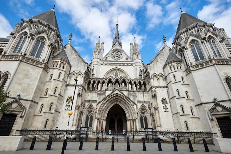 The hearing took place at the Family Division of the High Court (AFP/Getty Images)