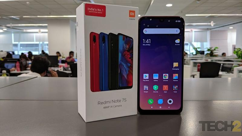 Redmi Note 7S aims to plug the gap between the Redmi Note 7 and the Redmi Note 7 Pro