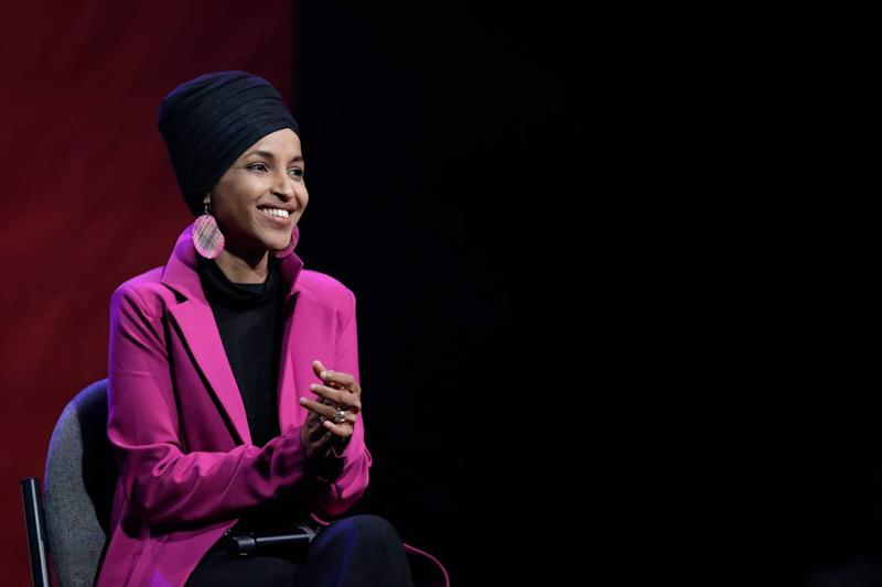 Ilhan Omar challenger could get arrested if she campaigns in her Minnesota district
