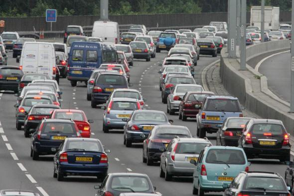 study finds car pollution causes heart disease