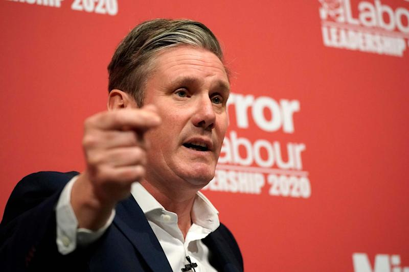 Sir Keir Starmer has been voted next Labour leader: Getty Images