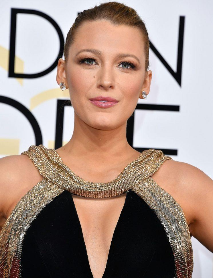 Blake Lively: Cherokee princess or nah? (Photo: Getty Images)
