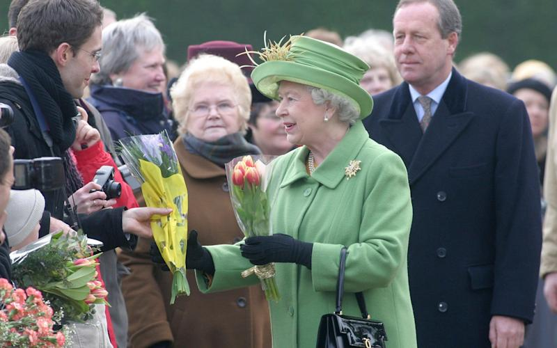The Queen is said to have expressed concerns following a shake up of royal security - Ian Jones Retained