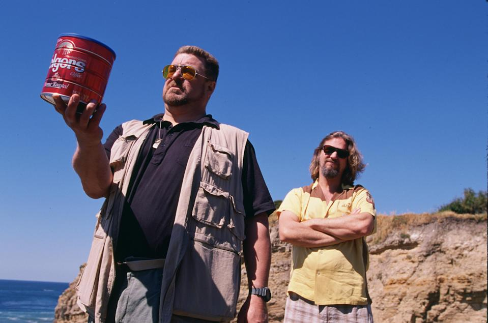 John Goodman and Jeff Bridges in The Big Lebowski