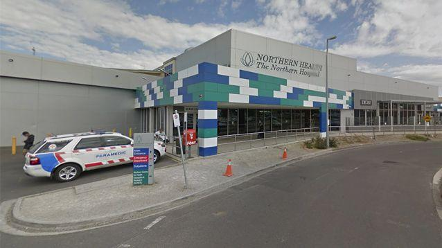 The Northern Hospital in Epping. Source: Google Maps