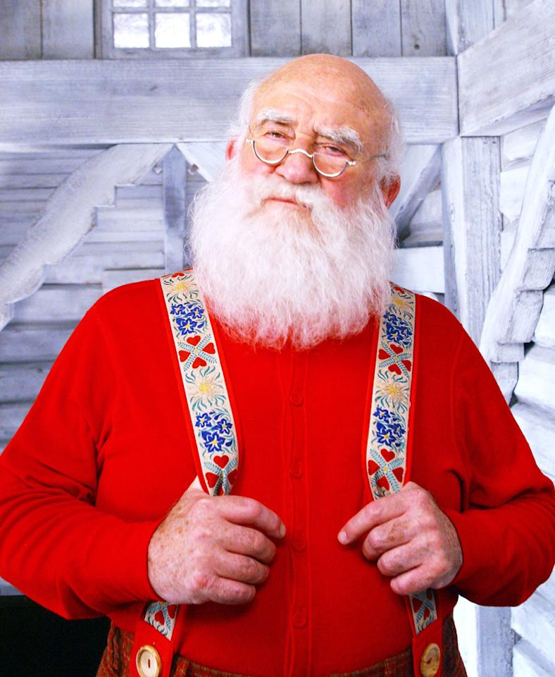 "Ed Asner in ""Elf"""