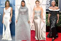 """<p>The year kicked off with all the red carpet glamour we've come to love from award season. Jennifer Aniston <a href=""""https://people.com/style/sag-awards-2020-jennifer-aniston-red-carpet-photos/"""" rel=""""nofollow noopener"""" target=""""_blank"""" data-ylk=""""slk:wow'd in white at the SAG Awards"""" class=""""link rapid-noclick-resp"""">wow'd in white at the SAG Awards</a>, <a href=""""https://people.com/style/oscars-2020-best-dressed-stars-red-carpet/"""" rel=""""nofollow noopener"""" target=""""_blank"""" data-ylk=""""slk:Janell Monàe and Scarlett Johansson had high-shine moments at the Oscars"""" class=""""link rapid-noclick-resp"""">Janell Monàe and Scarlett Johansson had high-shine moments at the Oscars</a> and <a href=""""https://people.com/style/golden-globes-2020-cynthia-erivo-wears-3-million-bulgari-necklace/"""" rel=""""nofollow noopener"""" target=""""_blank"""" data-ylk=""""slk:Cynthia Erivo sparkled in a $3 million necklace"""" class=""""link rapid-noclick-resp"""">Cynthia Erivo sparkled in a $3 million necklace</a> at the <a href=""""https://people.com/tag/golden-globe-awards/"""" rel=""""nofollow noopener"""" target=""""_blank"""" data-ylk=""""slk:Golden Globes"""" class=""""link rapid-noclick-resp"""">Golden Globes</a>. What we didn't expect was the end of red carpet events for months.</p>"""