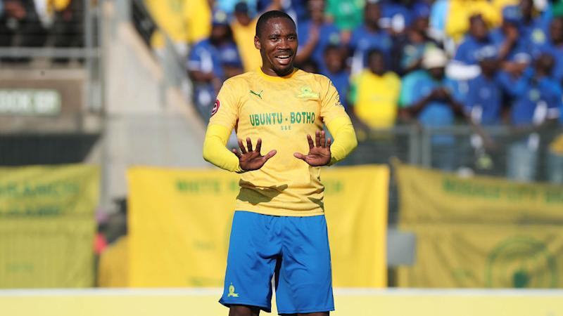 Vilakazi: Mamelodi Sundowns extend attacker's contract until 2024