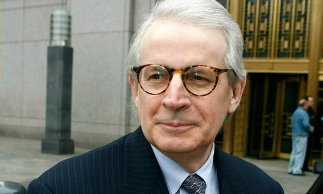 David Stockman, the budget director under President Ronald Reagan, in 2007.