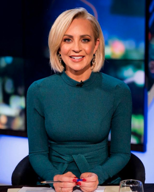 Carrie Bickmore in ASOS
