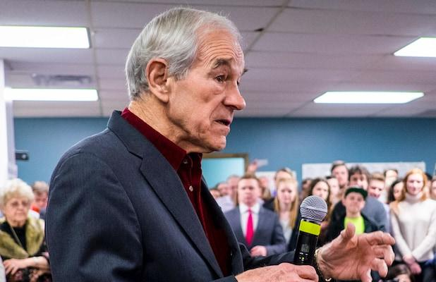 Ron Paul Hospitalized After Suffering Medical Emergency During a Livestream