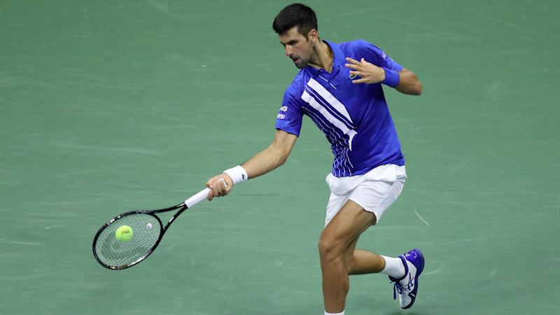 US Open 2020: Djokovic eases into last 16 in New York