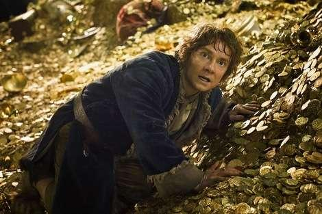 How is 'The Hobbit: Desolation of Smaug' doing at the box office so far?