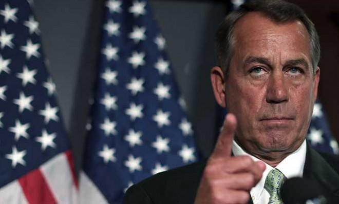 The challenges just keep piling up for John Boehner and Co.